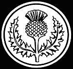 Scottish-Thistle graphic xommon usage