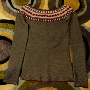Sweater for Bec